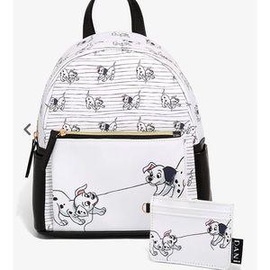 Danielle Nicole Disney's 101 Dalmatians bag set!